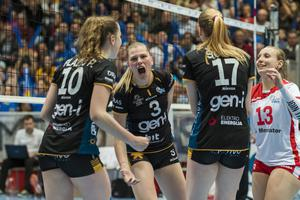 GEN-I Volley do zmage nad Ankaranom