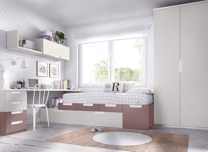 Sestav otroške sobe compactos H502