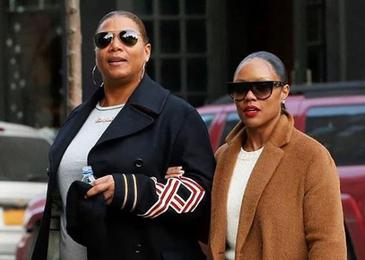 Queen Latifah postala mamica #foto