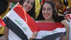 Irak Navijačici