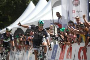 Irish hits again and takes the victory from Cavendish! #video