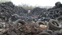 Zaradi odpadnih gum Dravskemu polju grozi okoljska katastrofa #video