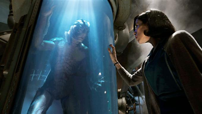 The Shape of Water © 2018 Twentieth Century Fox Film Corporation. All rights reserved.