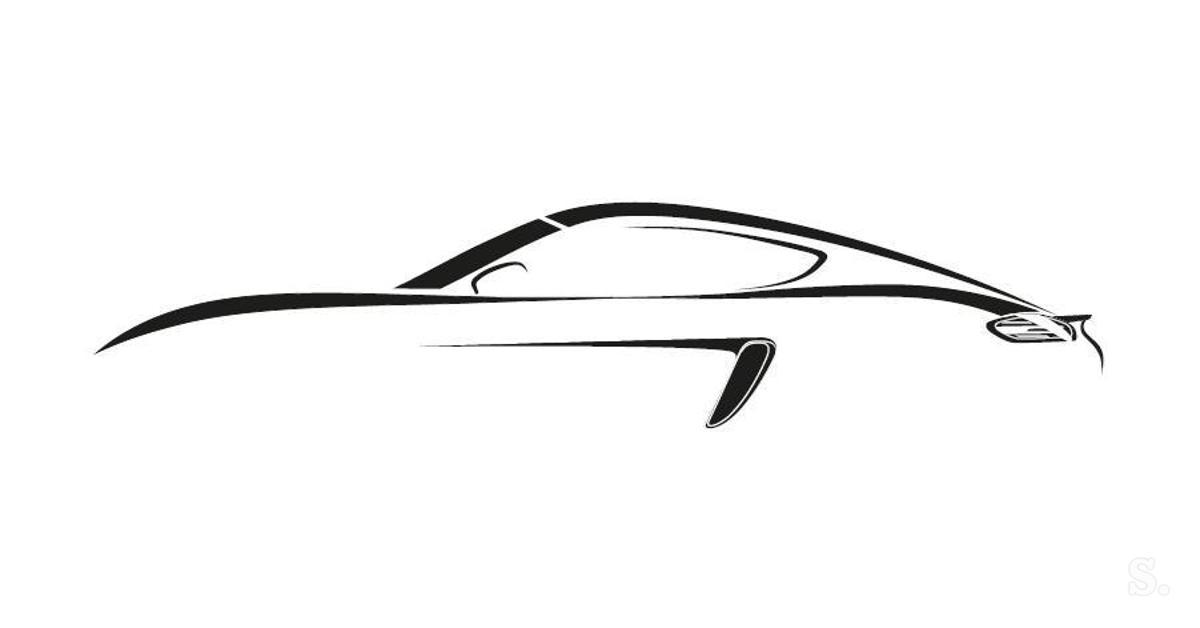 Porsche Cayman In Boxster Bosta Dobila Tirivaljni Motor