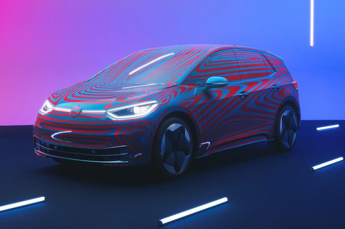 Volkswagen has so far received 15,000 reservations for the ID.3 car in Europe. Most of them came from Norway, the Netherlands, Great Britain and Sweden. They received a hundred reservations from Slovenia that are not compulsory.