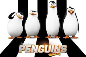 Pingvini z Madagaskarja (Penguins of Madagascar)