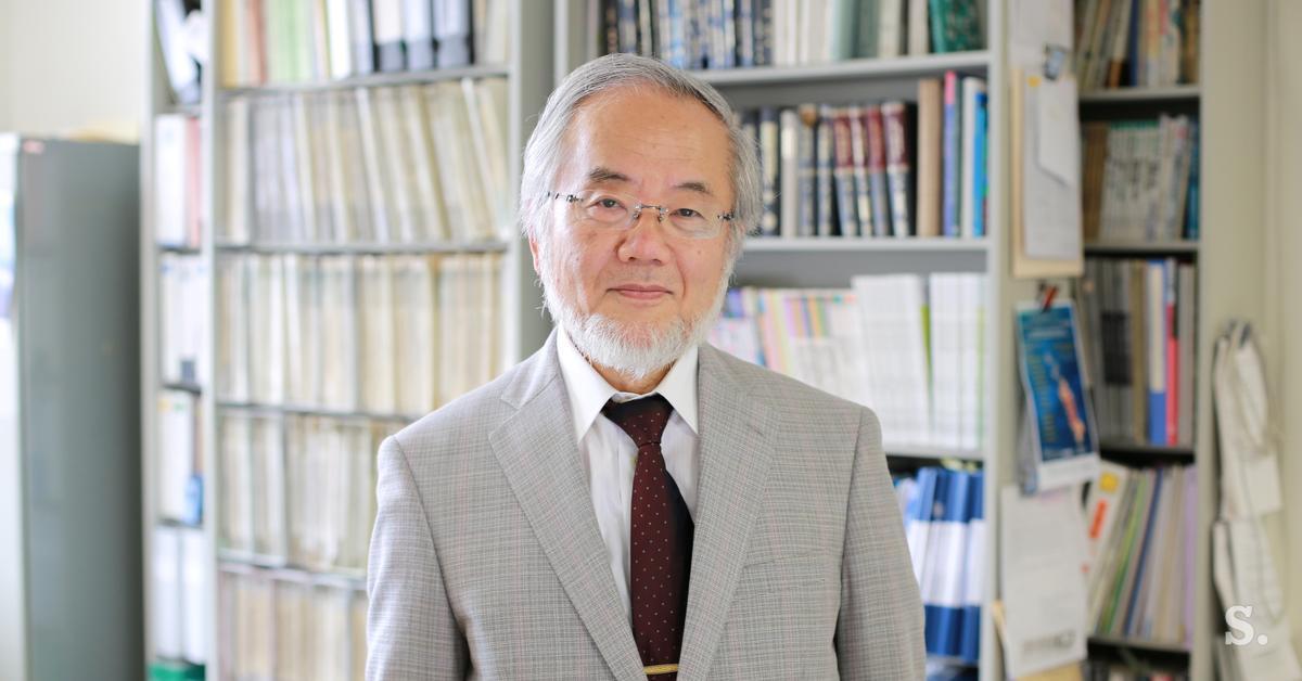 Nobelova nagrada za medicino Japoncu Ohsumi za odkritje mehanizma avtofagije  - siol.net